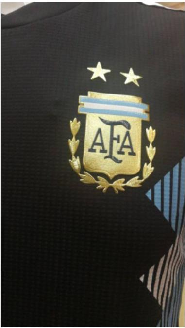 6a5540eac50 Jersey - Argentina Away Player Issue World Cup Official 2018 Football Jersey  O. ‹ ›