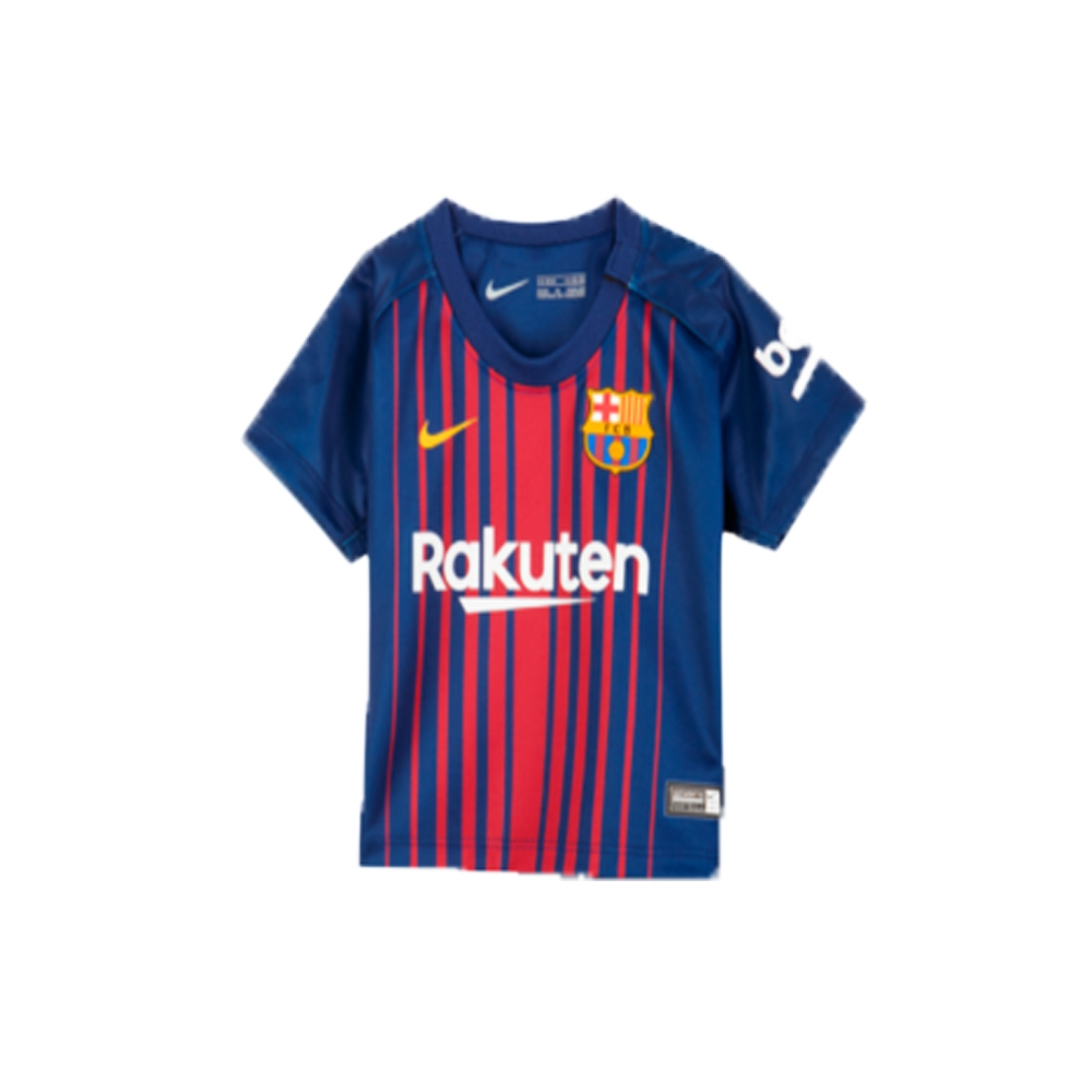 official photos bcca4 7fb19 Jersey - FC Barcelona Home Jersey 2017/2018 Football Jersey Online Malaysia