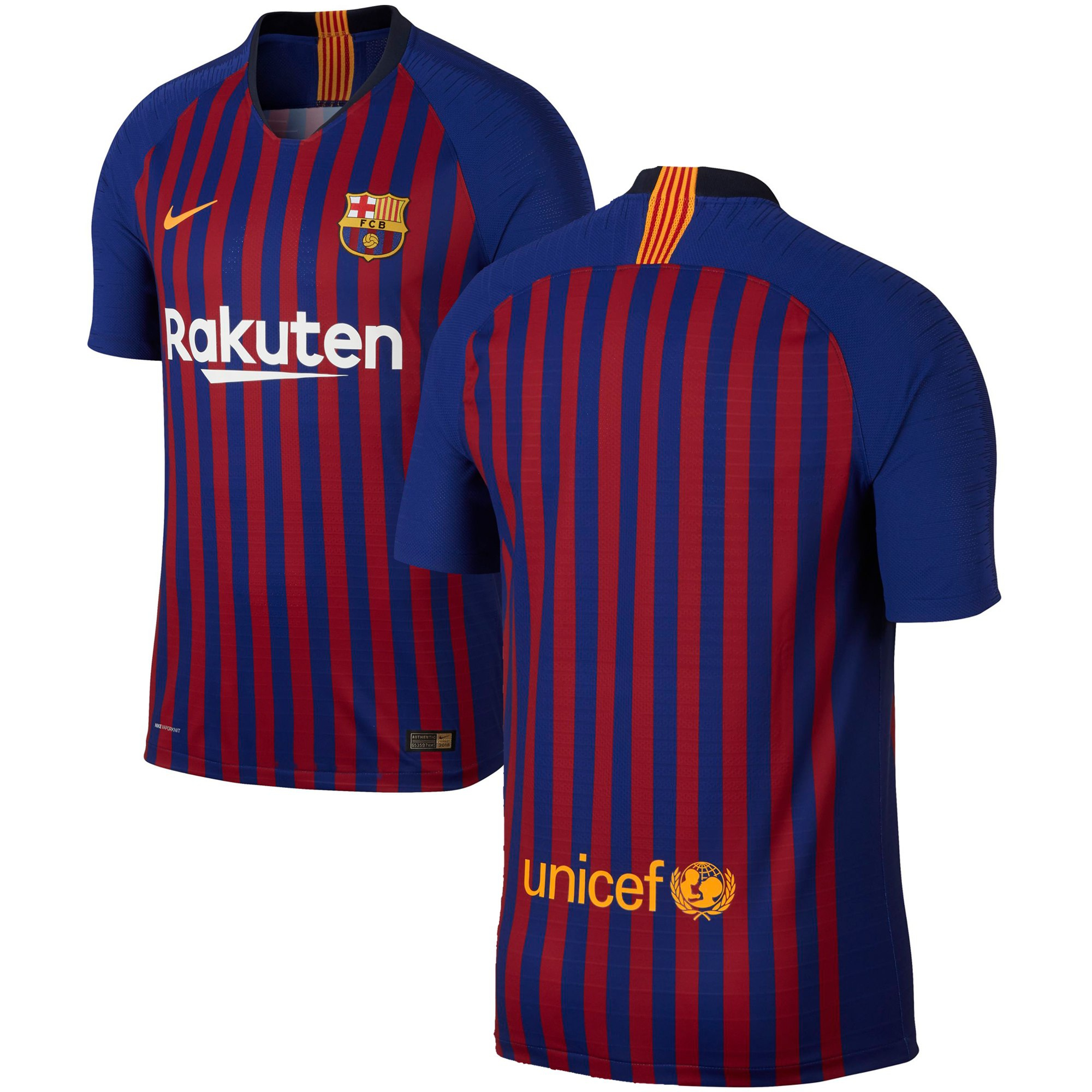 buy popular 806e1 6321e Jersey - FC Barcelona Home Jersey 2018/2019 Football Jersey Online Malaysia