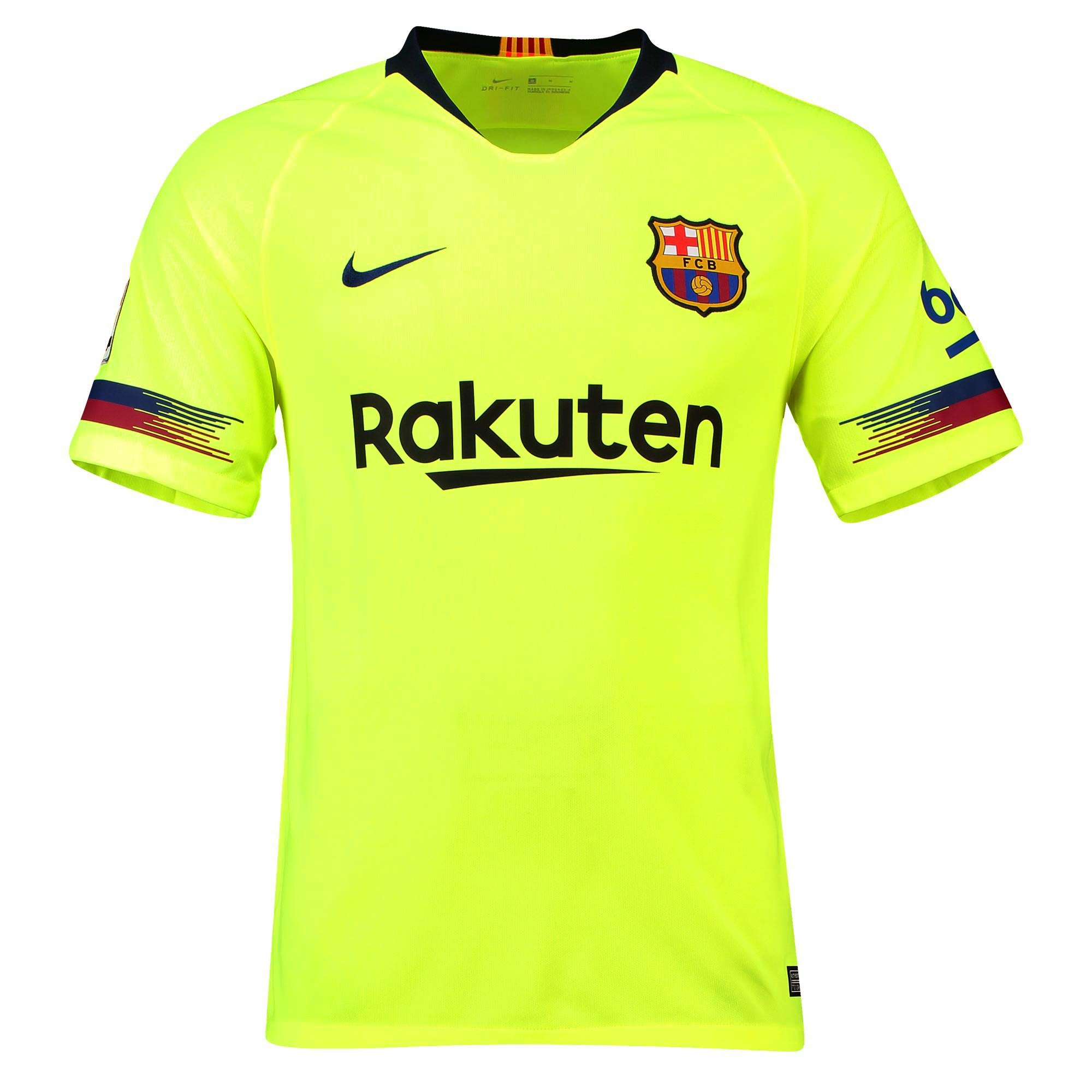 free shipping bd22e 56352 Jersey - FC Barcelona Away Jersey 2018/2019 Football Jersey Online Malaysia
