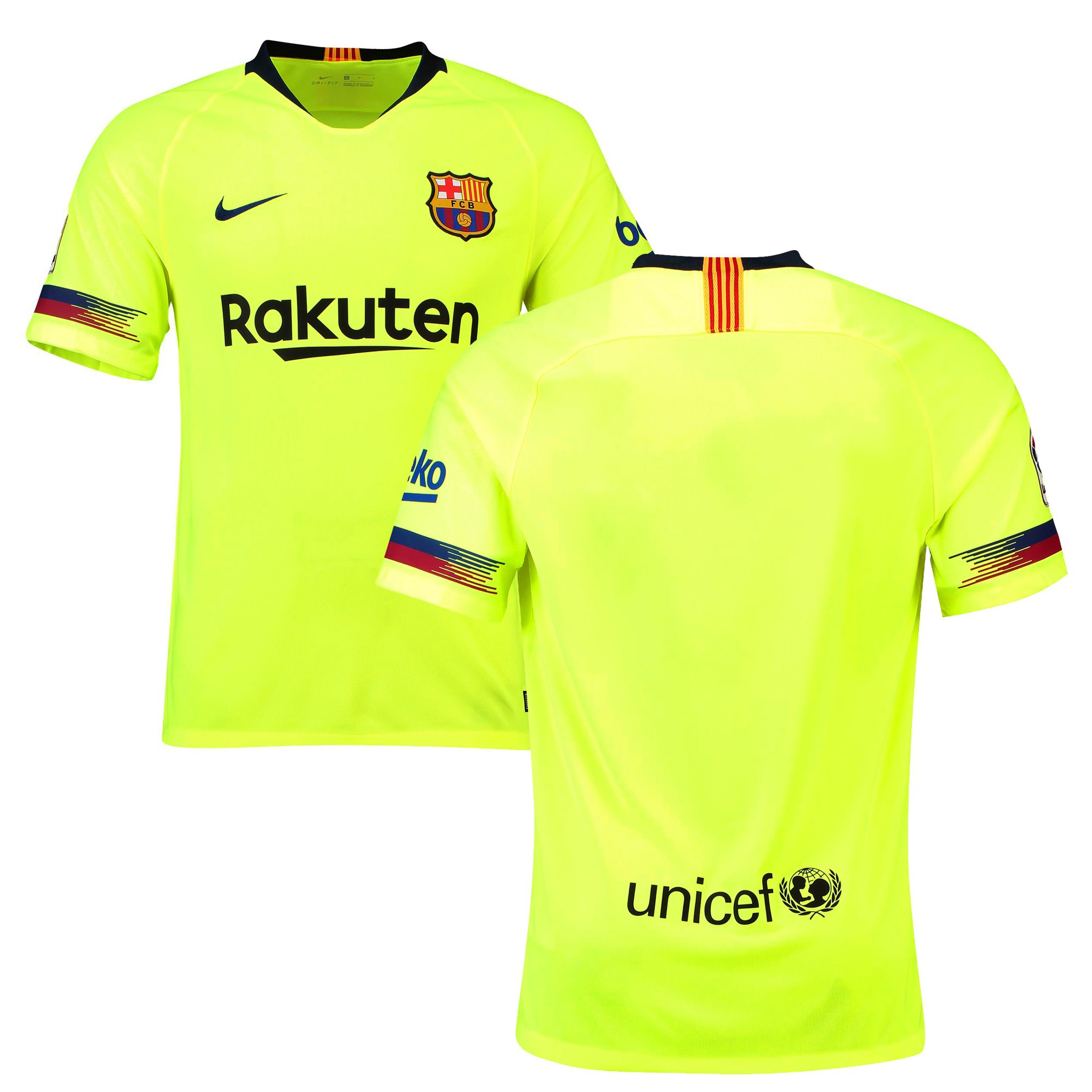 free shipping 5c30a 1260b Jersey - FC Barcelona Away Jersey 2018/2019 Football Jersey Online Malaysia