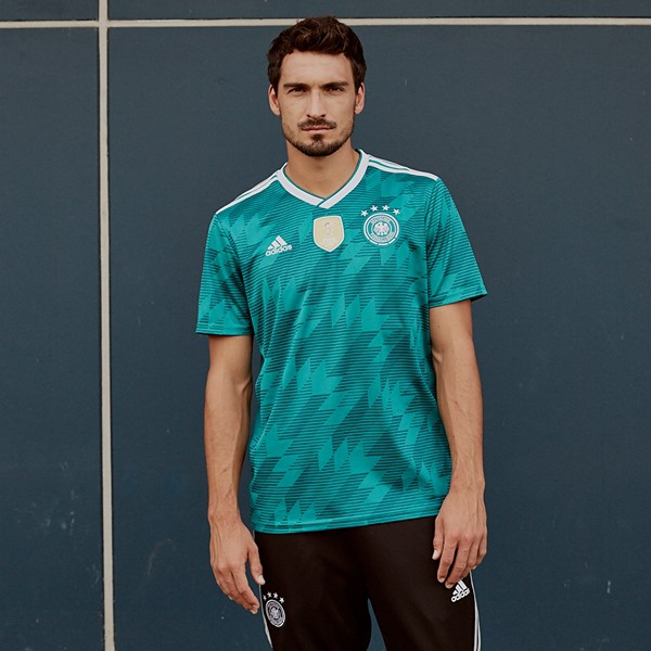 4608cb823 Jersey - Germany Away Kit World Cup Official 2018 Jersey Football Jersey  Onlin