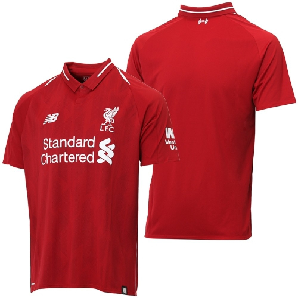 Jersey - Liverpool FC Home Jersey 2018 2019 Football Jersey Online Malaysia   1b2b968bd