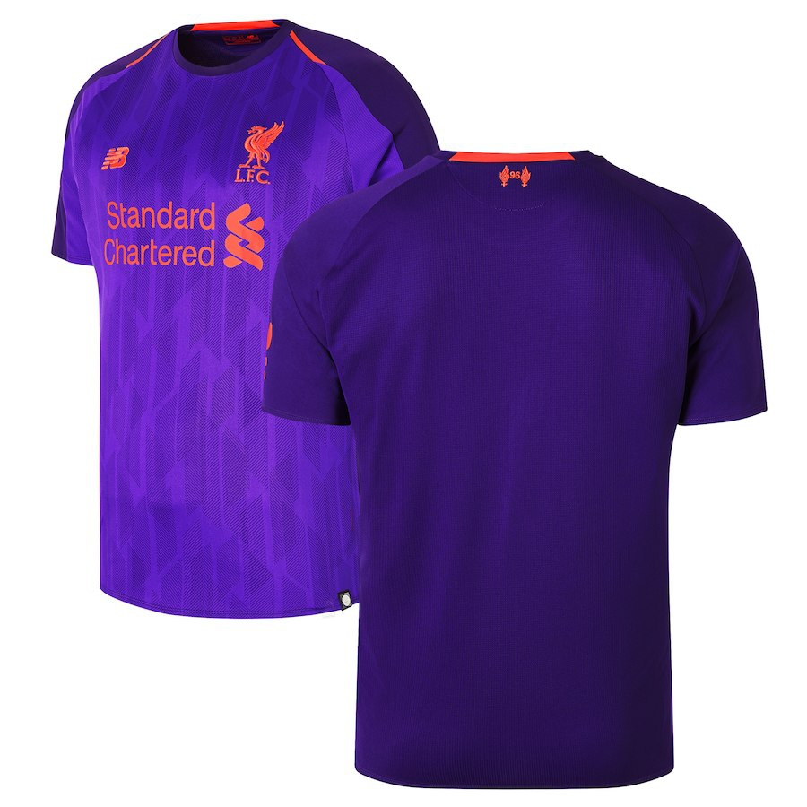 6f3cf5fc3 Jersey - Liverpool FC Away Jersey 2018 2019 Football Jersey Online Malaysia