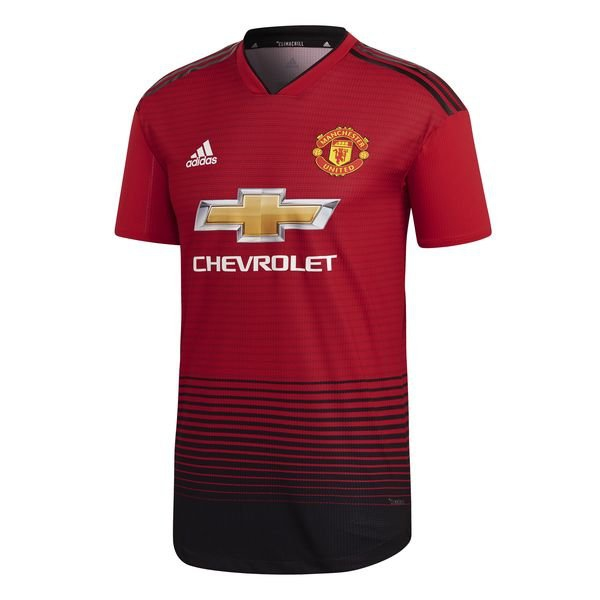 372afe2b7fe Jersey - Manchester United Home Jersey 2018 2019 Football Jersey Online  Malays. ‹ ›
