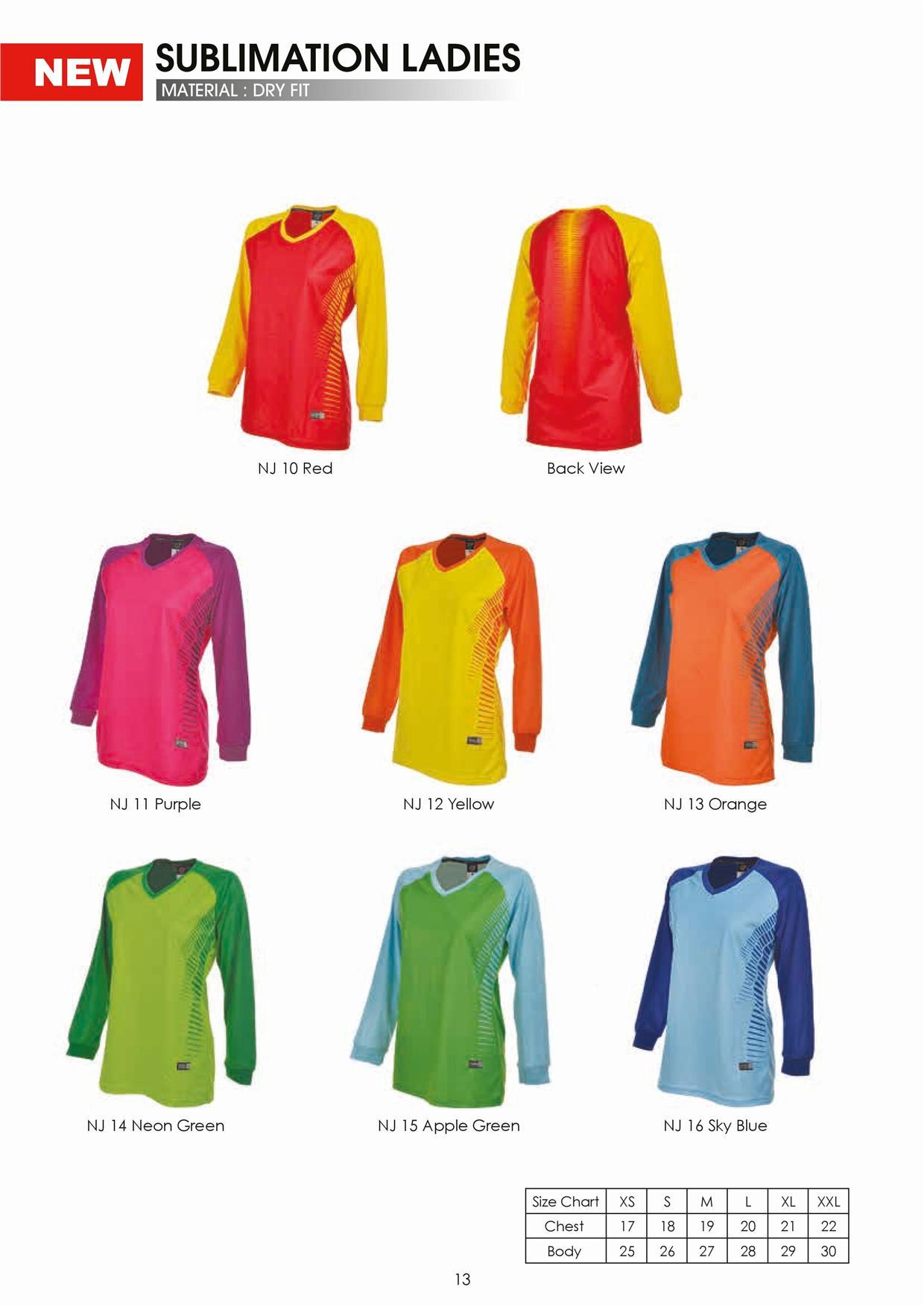 Design t shirt murah - Jersey Perempuan Wanita Ladies Lady Sport Sukan Wholesale Borong Murah
