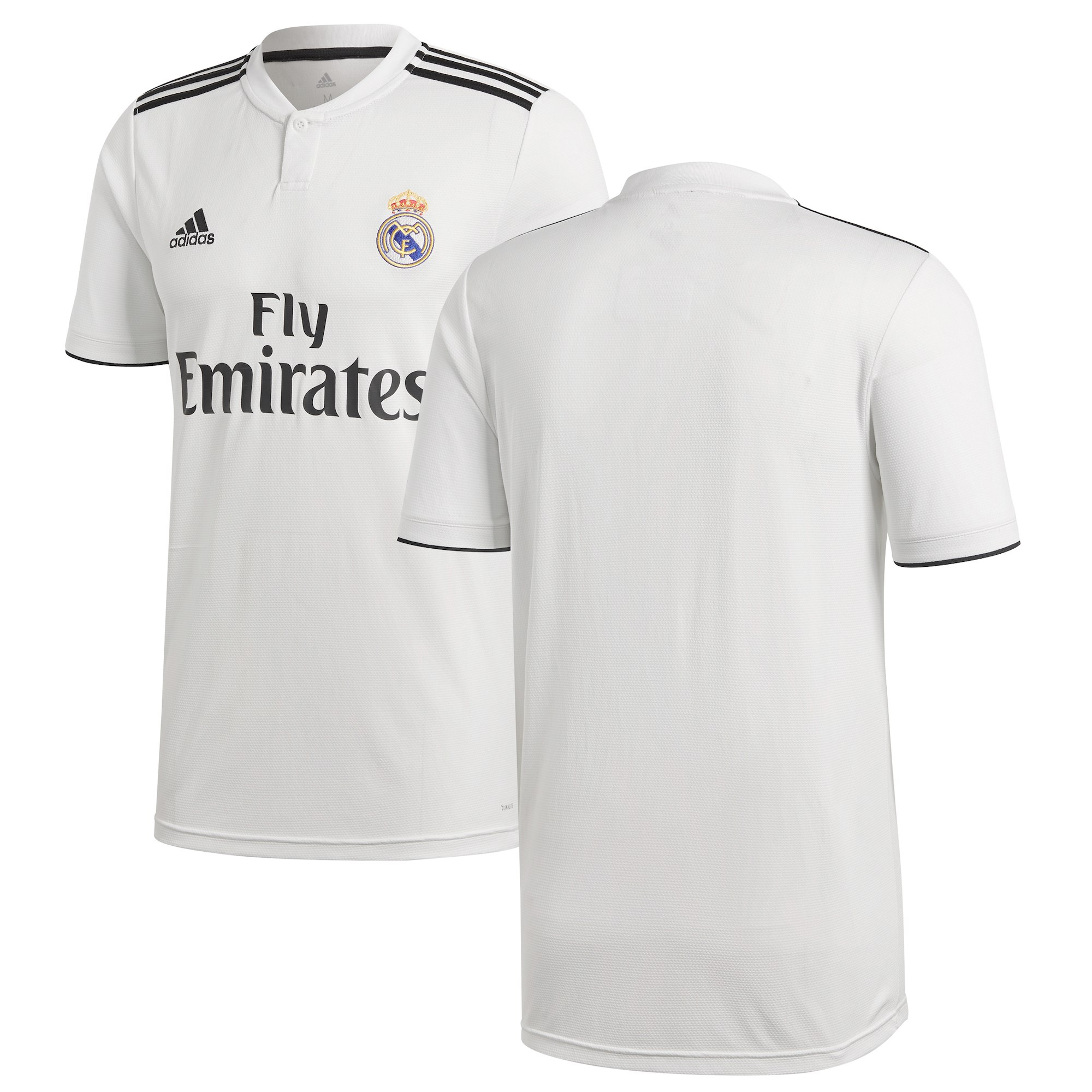 brand new d170f 45383 Jersey - Real Madrid Home Jersey 2018/2019 Football Jersey Online Malaysia  | J