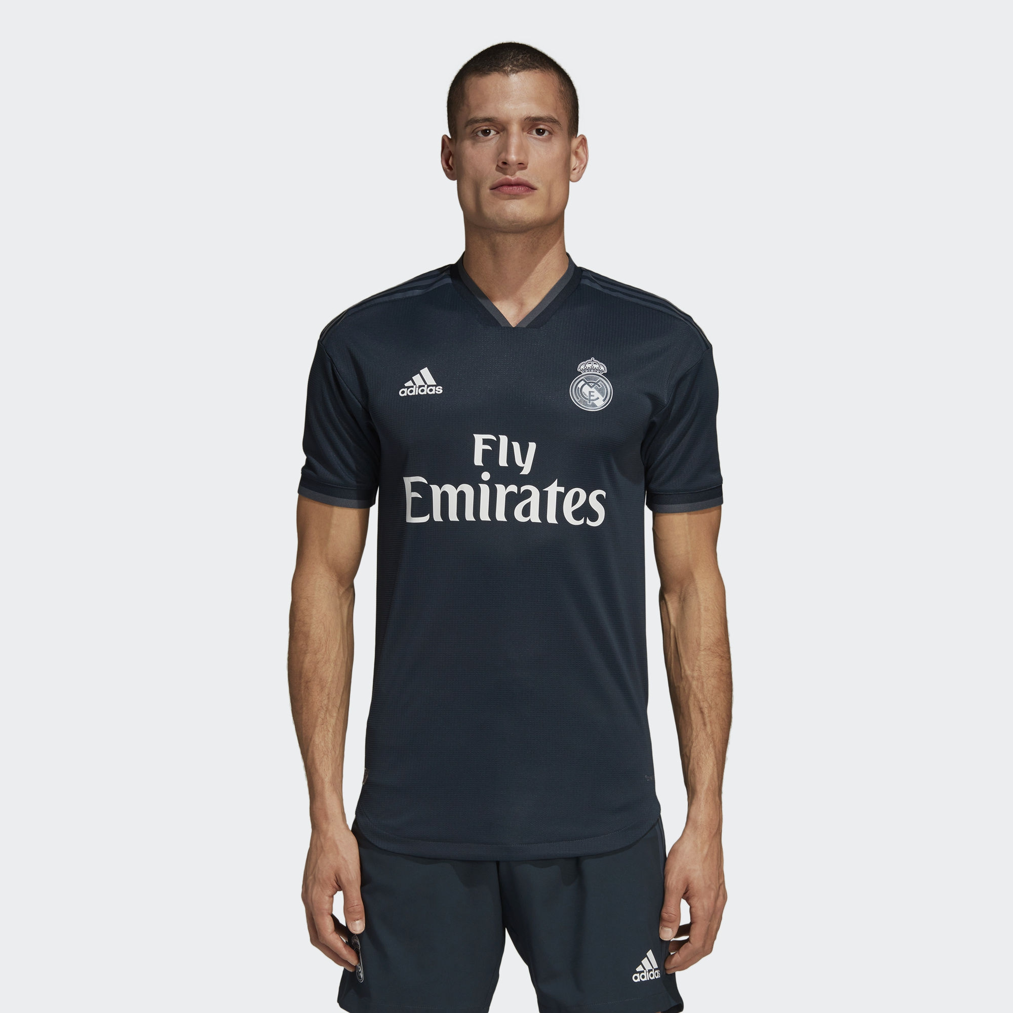 huge discount 213fa 233b8 Jersey- Real Madrid Away Jersey 2018/2019 Football Jersey Online Malaysia |  Je