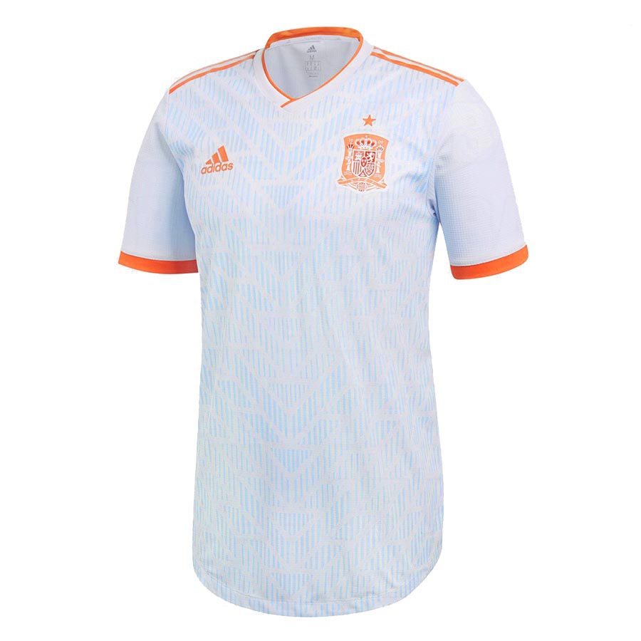 ea7ac29cef1 Jersey - Spain Away Kit World Cup Official 2018 Jersey Football Jersey  Online. ‹ ›