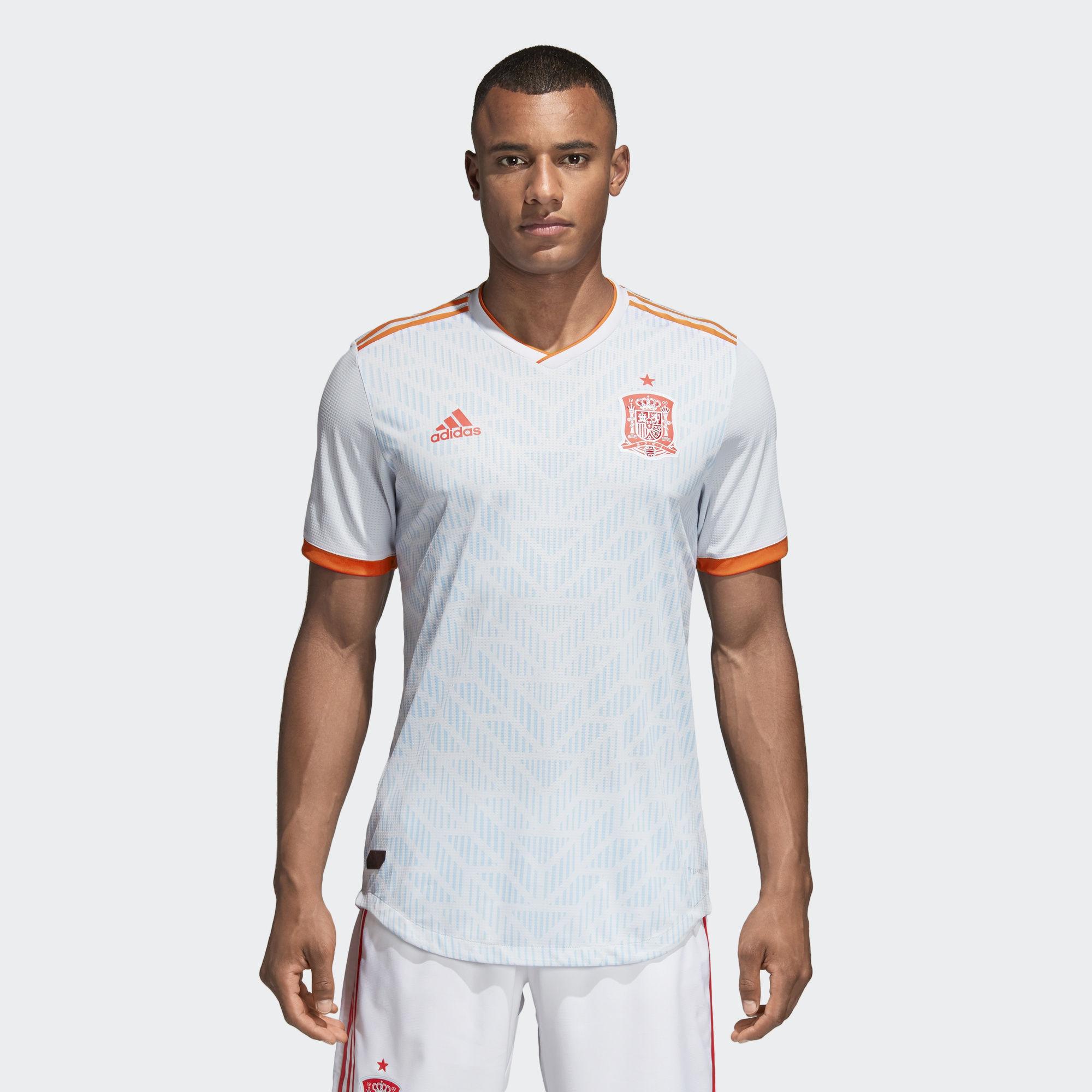 online store a0c8f d4915 Jersey - Spain Away Kit World Cup Official 2018 Jersey Football Jersey  Online