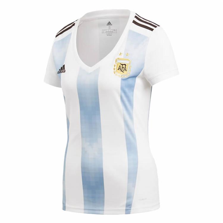 0babcdd5f5d Jersey - Women Argentina Home World Cup Official 2018 Jersey Football Jersey  O. ‹ ›