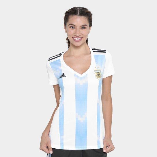 4e6f7d68982 Jersey - Women Argentina Home World Cup Official 2018 Jersey Football Jersey  O