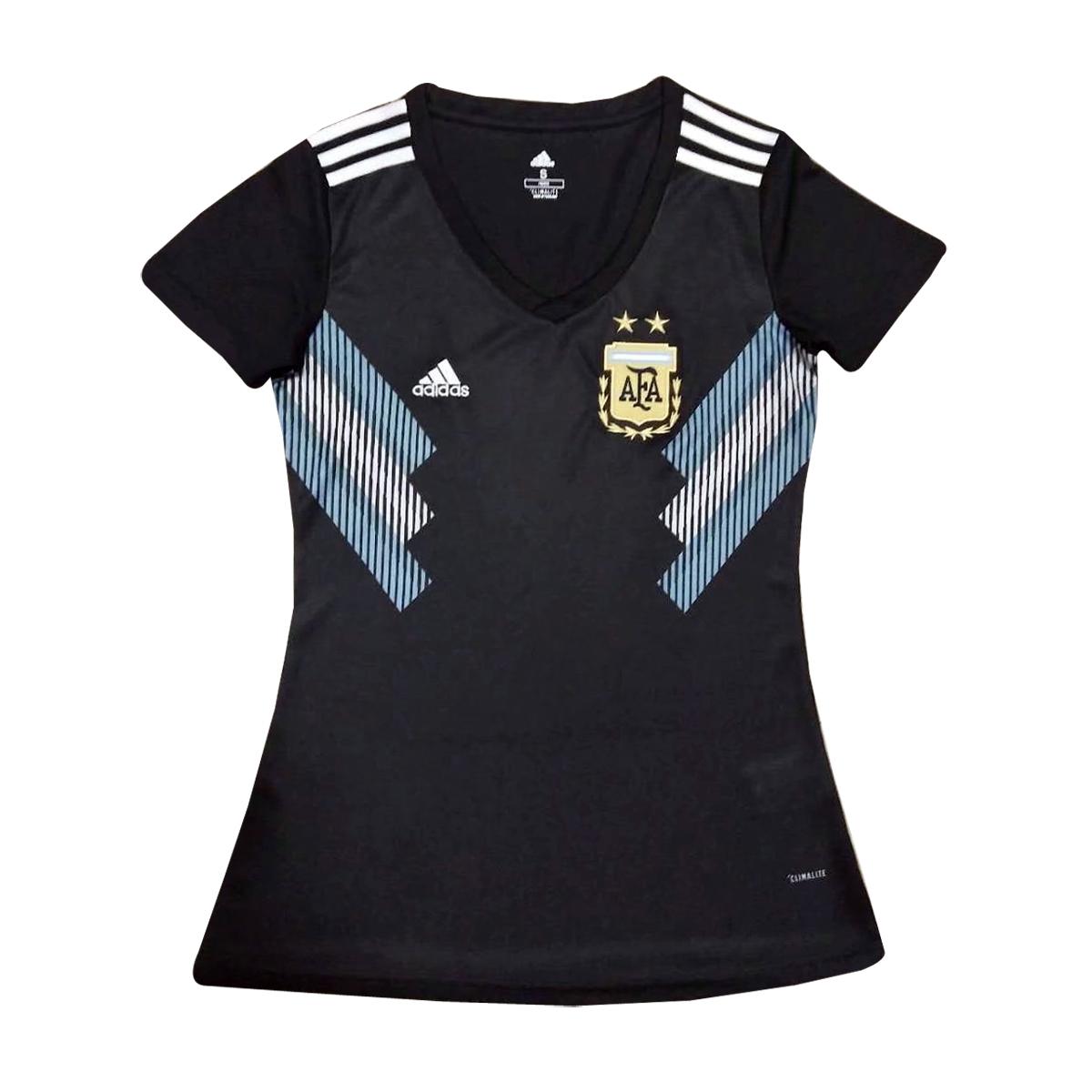 Jersey - Women Argentina Away World Cup Official 2018 Jersey Football Jersey  O. ‹ › 52853fa62