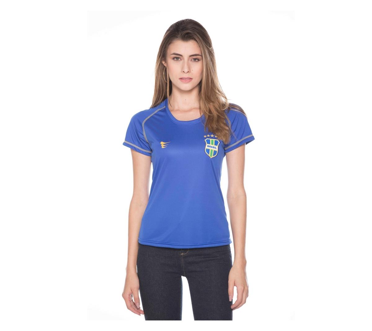 412db95d074 Jersey - Women Brazil Away World Cup Official 2018 Jersey Football Jersey  Onli
