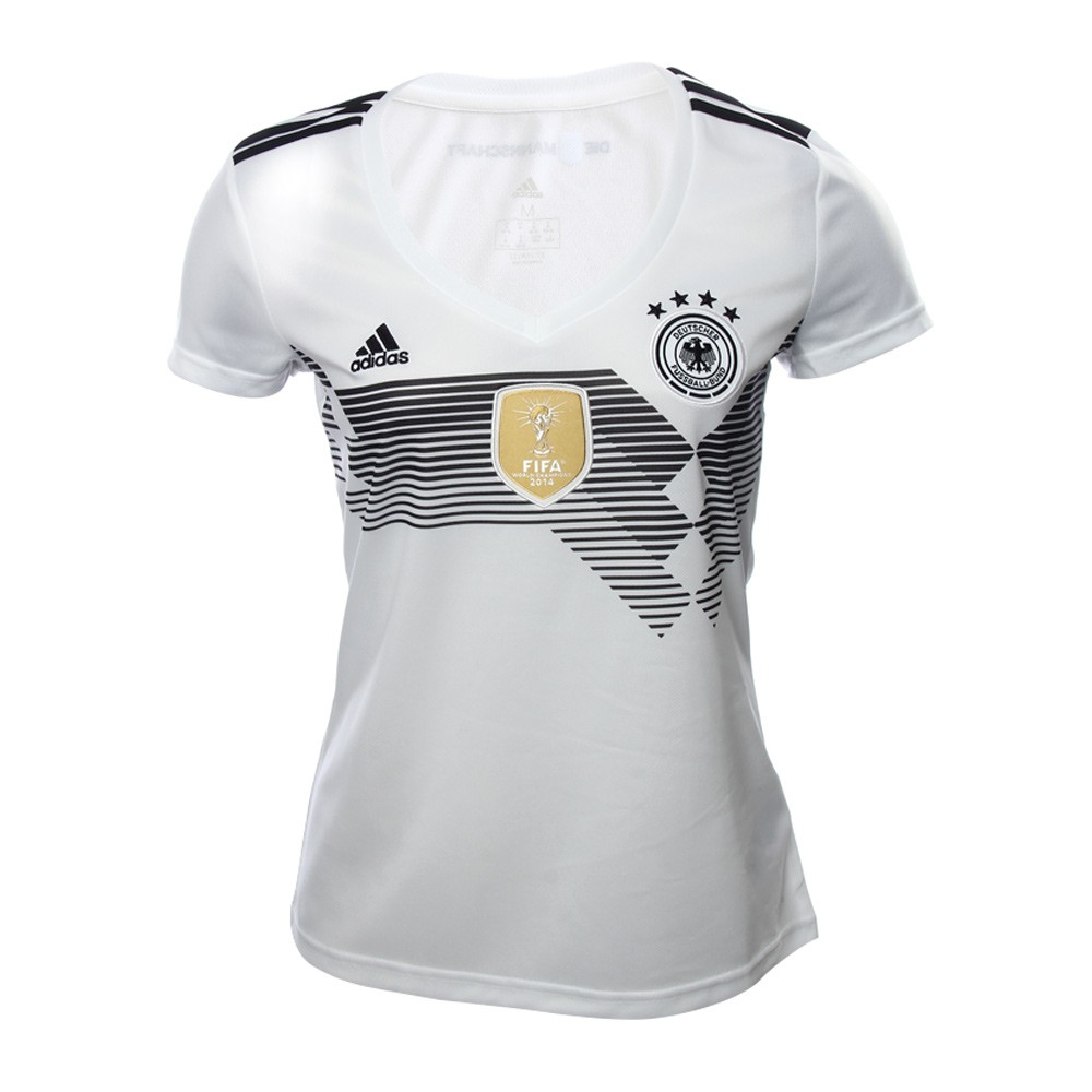 Jersey - Women Germany Home World Cup Official 2018 Jersey Football Jersey Onl