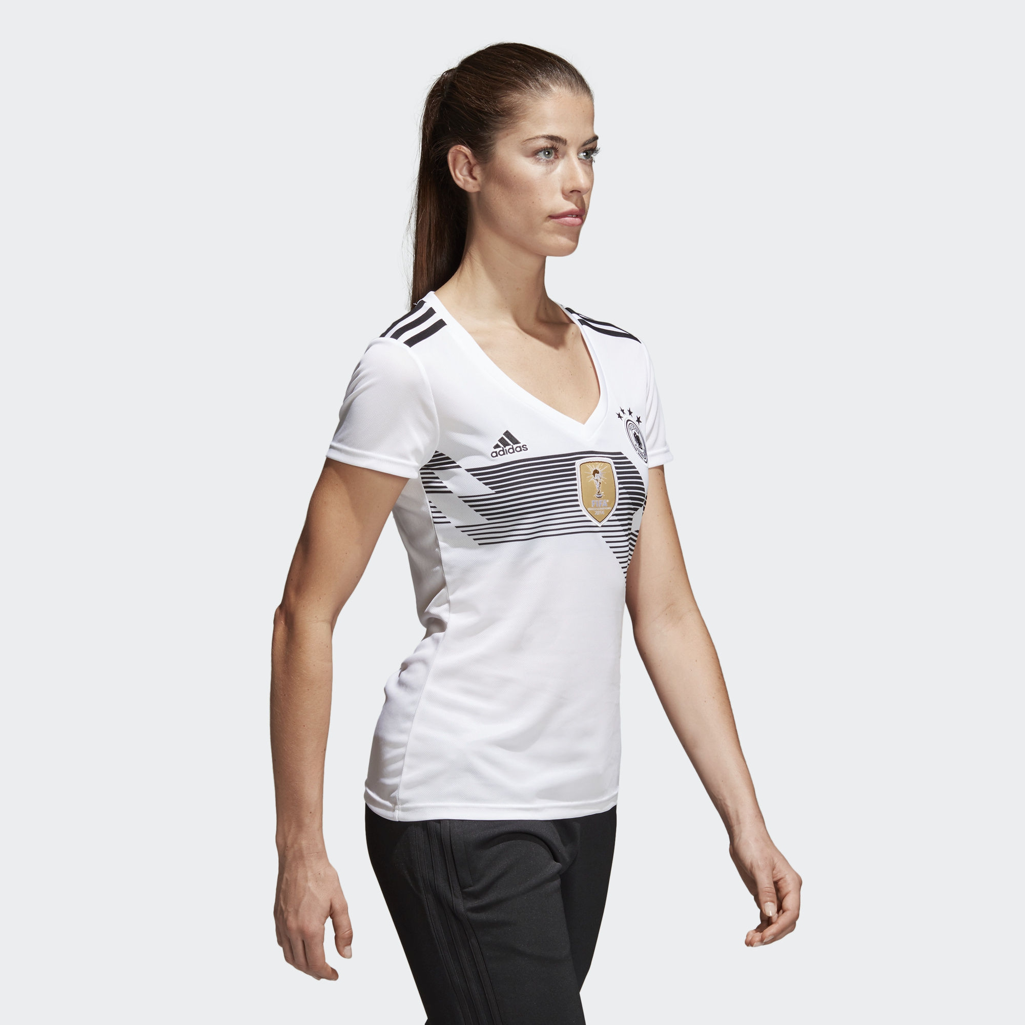 6dd63d5bf Jersey - Women Germany Home World Cup Official 2018 Jersey Football Jersey  Onl