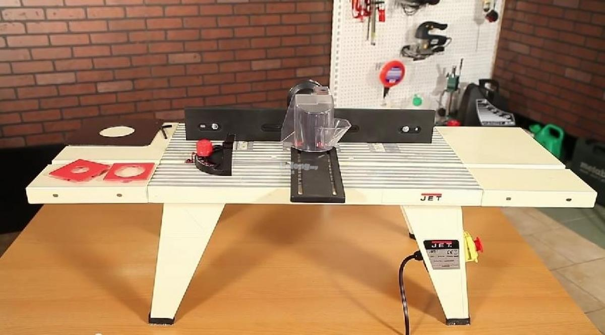 Jet Professional JRT-1 Universal Router Table