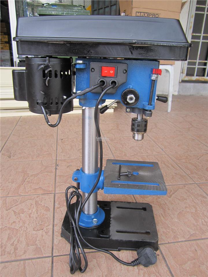 Jetmac 0 5HP 13mm 5-Speed Bench Drill Press Machine