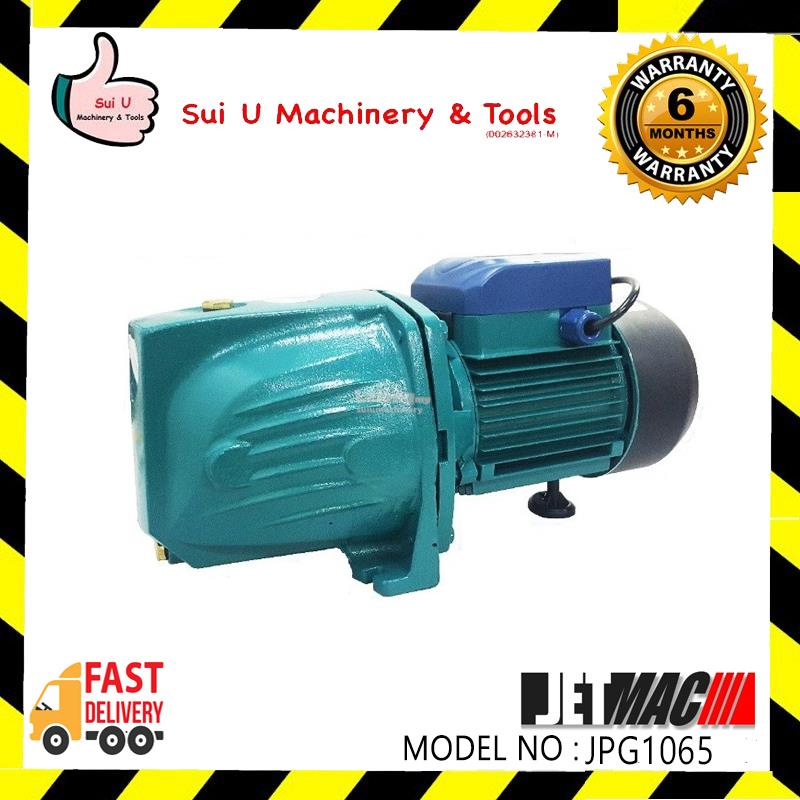JETMAC JPG1065 Self Priming Water Pump 750w