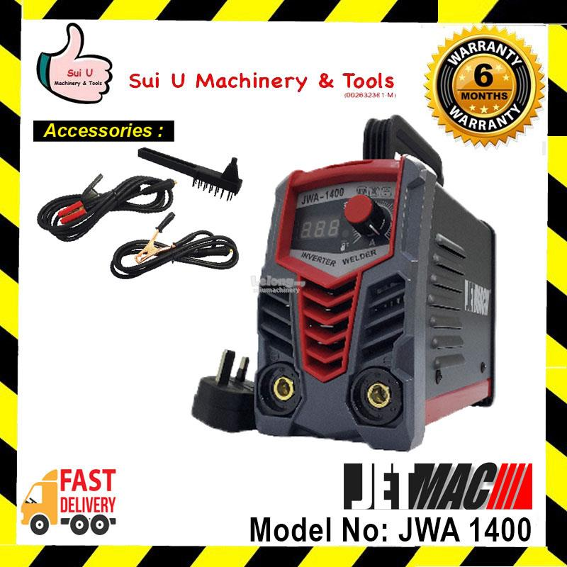 Jetmac JWA1400 Inverter Welding Machine