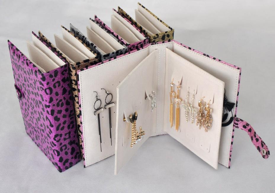 Jewellery Jewelry Storage Book For Earring