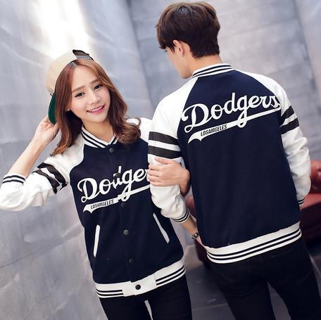 JF T19334 Couple Korean Style Baseba (end 12/9/2018 9:15 PM)