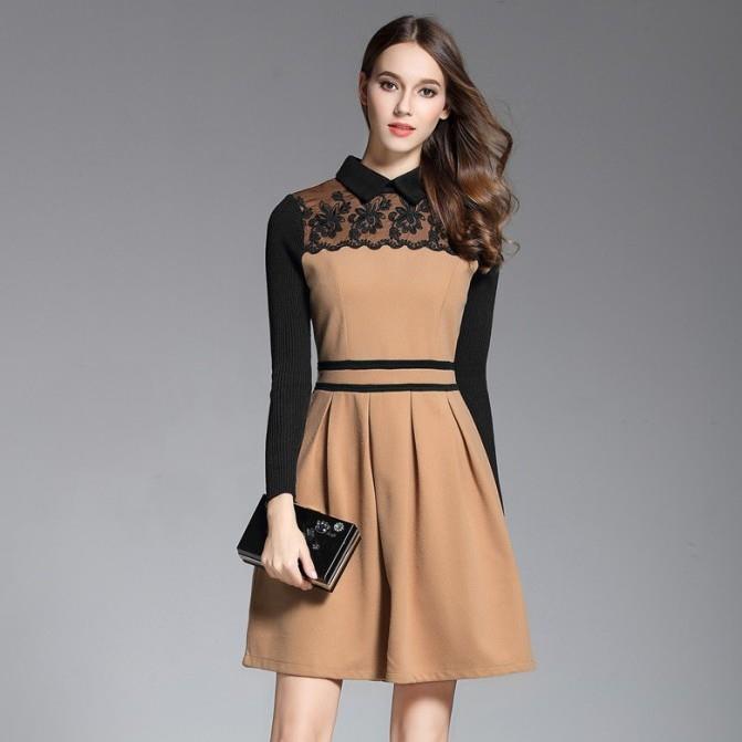 JF TC9902 Fashion Long Sleeve Dress (end 1 24 2019 8 15 AM) a7627caf0