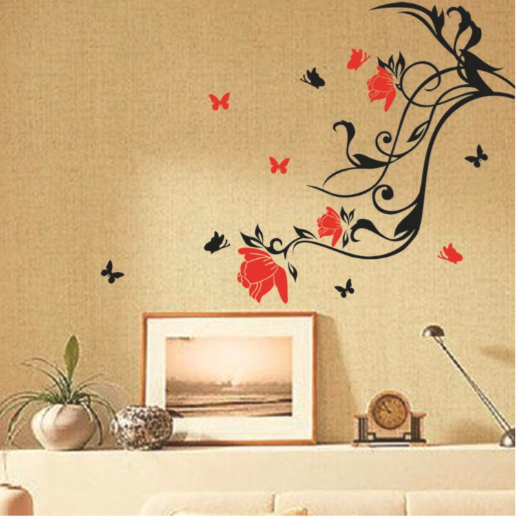 Luxury Wall Art Butterflies Gallery - All About Wallart - adelgazare ...