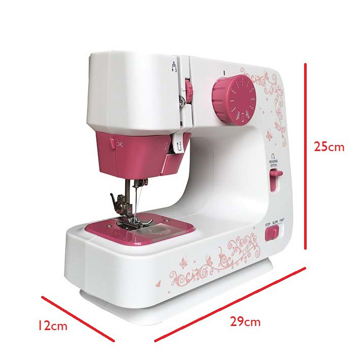 JG1501 Professional 12 Sewing Options Aluminium Alloy Holder Sewing Machine