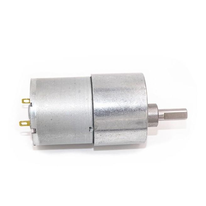 JGB37-3530 12v DC High Torque Metal Gear DC Motor