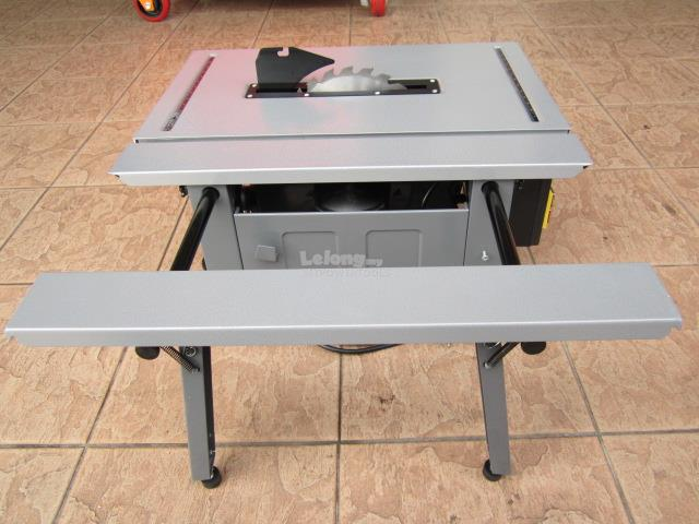 Jifa 1200W (8') 200mm Bench Table Saw with Extended Table