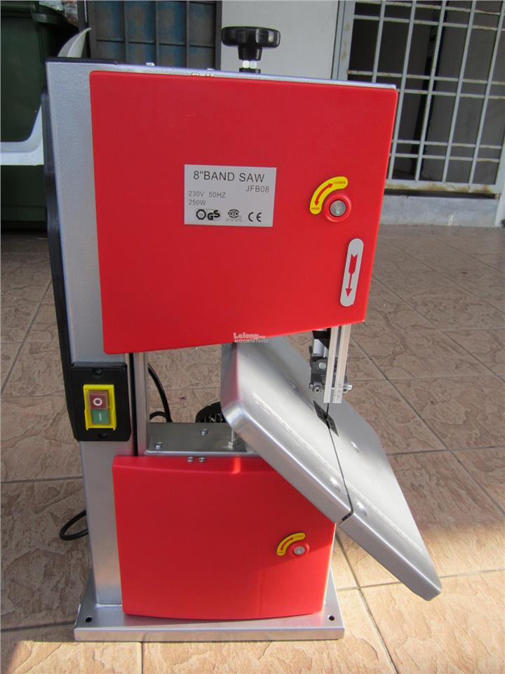 Jifa 250W (8') 200mm Mini BandSaw Machine