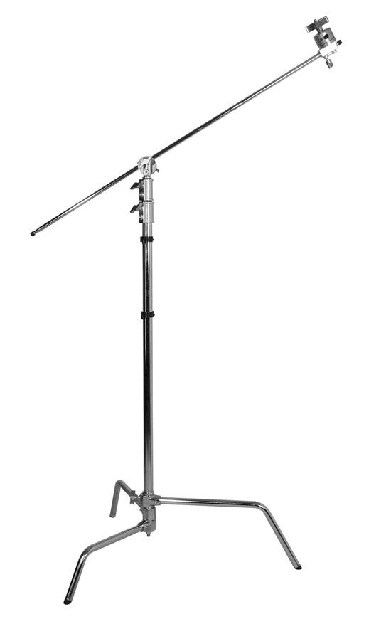 Jinbei CK-1 Magic Stand Heavy Duty Stainless Steel Boom C-Stand