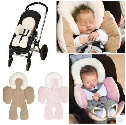 JJ Cole Baby Head & Body Support Pillow Car Seat & Stroller