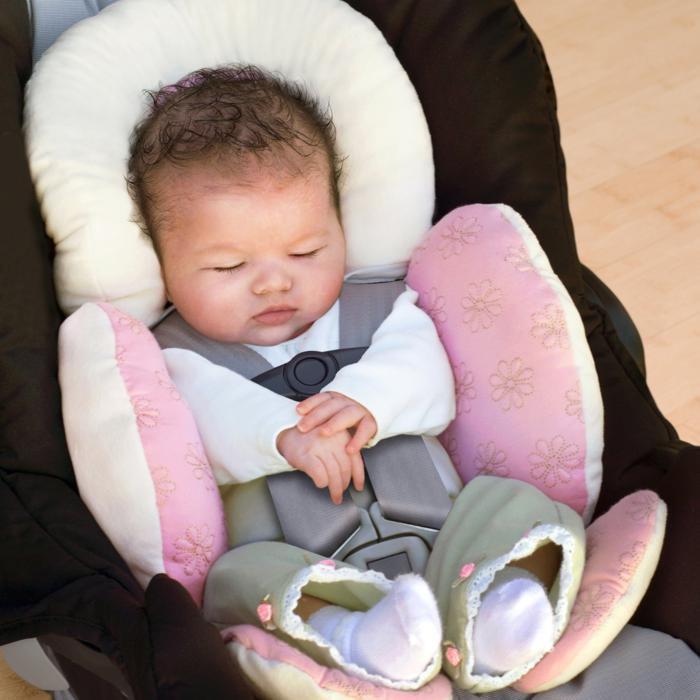 JJ Cole Car Seat Cushion Booster