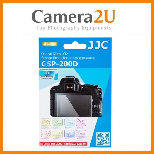 JJC GSP-200D Tempered Glass Protector for Canon 200D 200D II EOS RP