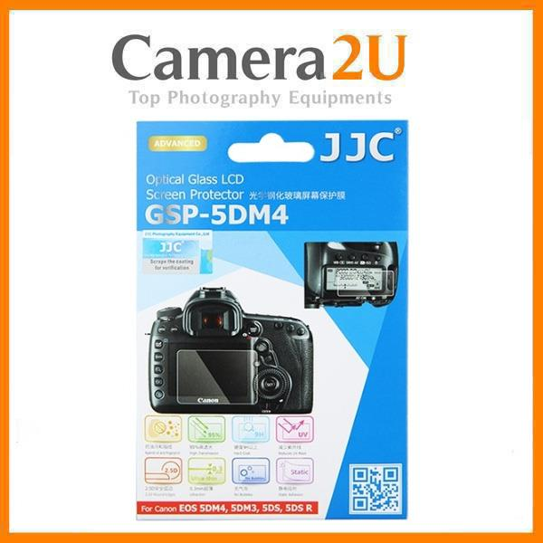 JJC GSP-5DM4 Tempered Glass LCD Screen Protector for Canon 5D Mark IV