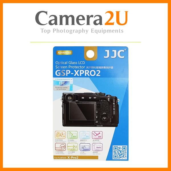 JJC GSP-XPRO2 Optical Glass LCD Screen Protector for FUJIFILM X-Pro2