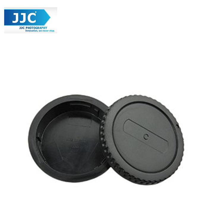JJC L-R1 Rear Lens and Body Cap Cover for Canon EOS & EF/EF-S Lens