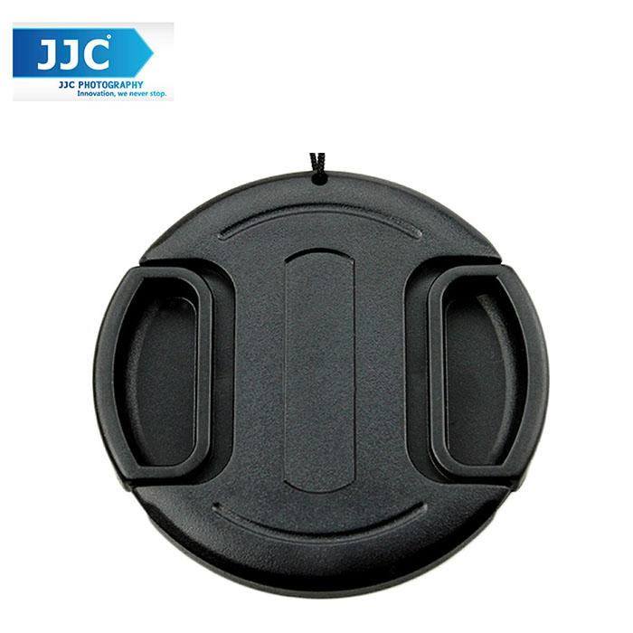 JJC LC-58mm Lens Cap Cover for Canon Nikon Sony Fujifilm Camera
