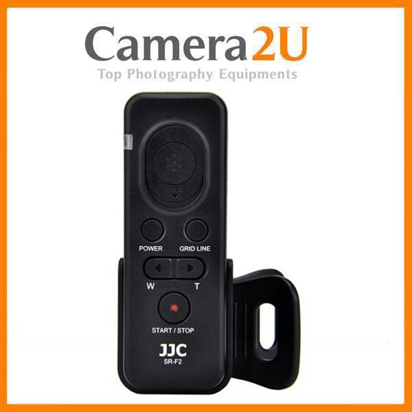 JJC SR-F2 Remote Commander for Sony Cameras and Camcorders