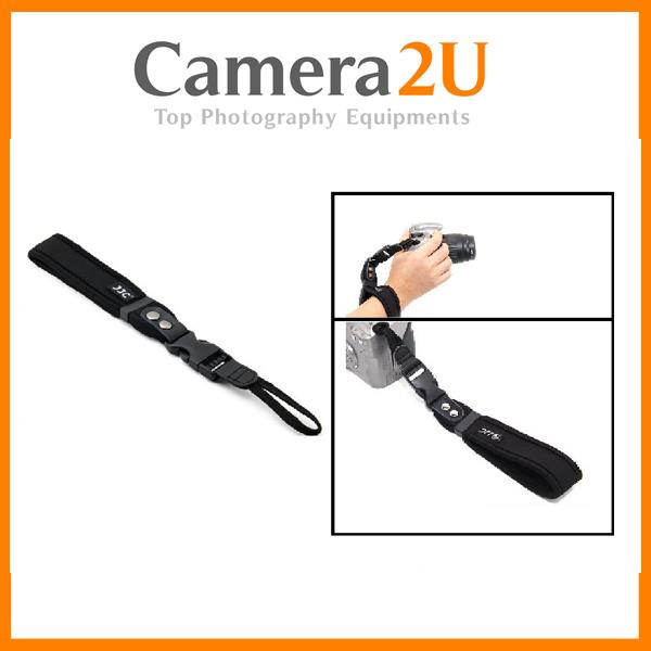 JJC ST-1 Neoprene Camera Wrist Strap For DSLR Camcorder Binoculars