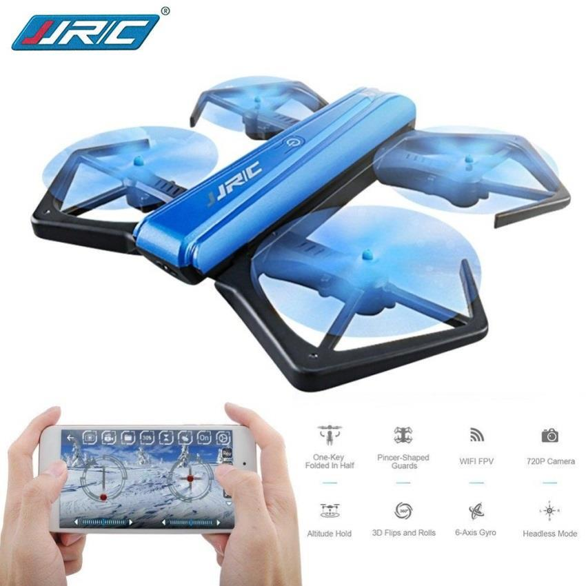 JJRC H43WH Foldable Selfie WiFi FPV 720PHD Headless Mini Drone