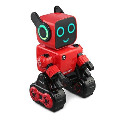 JJRC R4 MULTIFUNCTIONAL VOICE-ACTIVATED INTELLIGENT RC ROBOT (RED) 0
