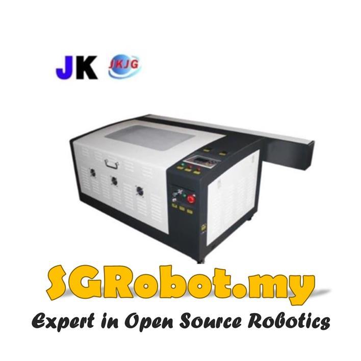 JK 4060 60W 100W CO2 CNC Laser Engrave Cutting Machine
