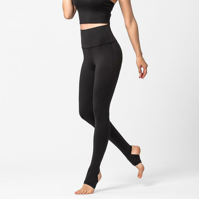 [JK07] Women high waist thin fitness pants