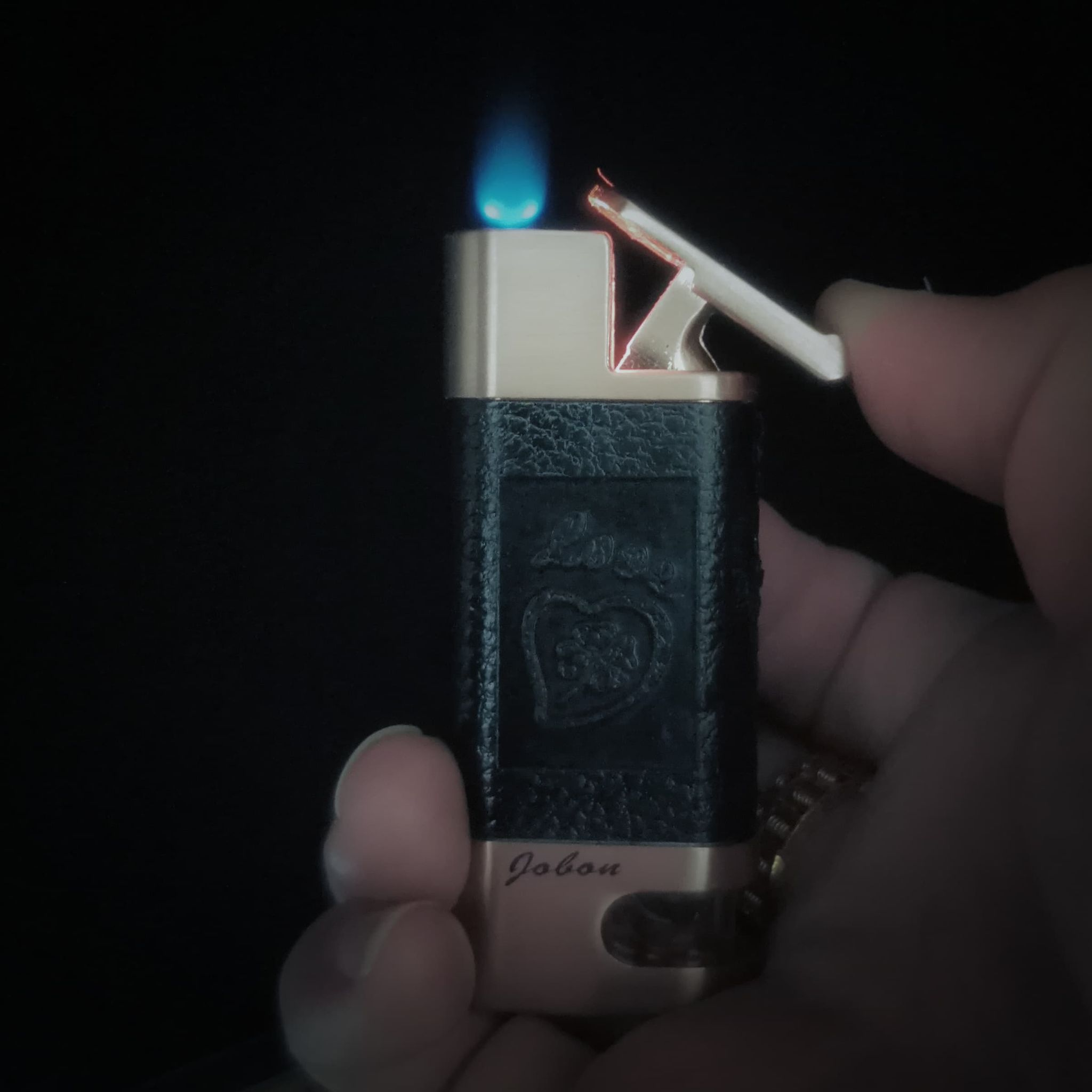 Jobon Jet Flame Lighter ZB-319A (No Lockable)