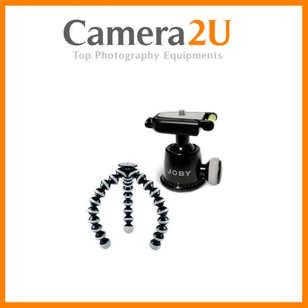Joby Gorillapod SLR-Zoom Flexible Mini Tripod with Ballhead
