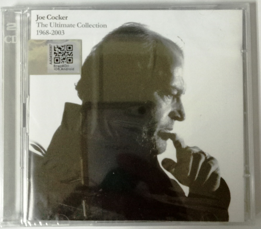 Joe Cocker Ultimate Collection: Joe Cocker The Ultimate Collection 1 (end 8/1/2021 12:00 AM