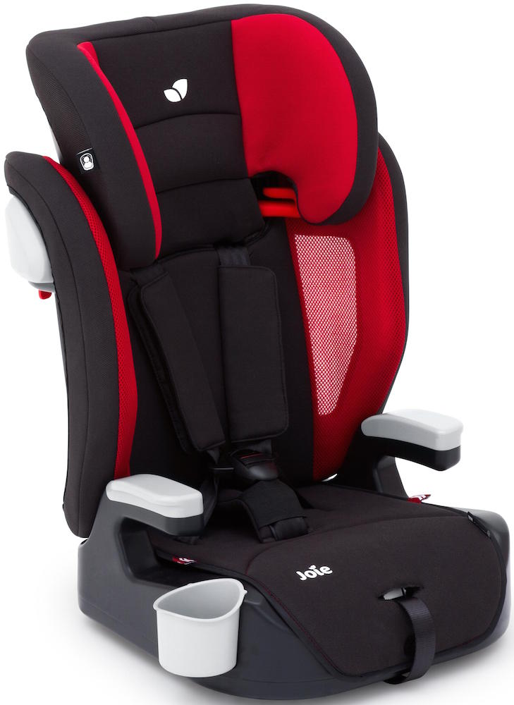 e0d045f495cd Joie Elevate 1 2 3 Car Seat - Cherry (end 7/10/2020 1:09 AM)